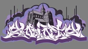 Saints graffiti05
