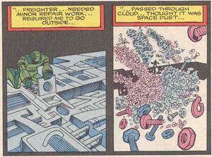 Scraplet swarm Marvel US issue 29