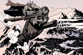 Baba Yaga (Hellboy)