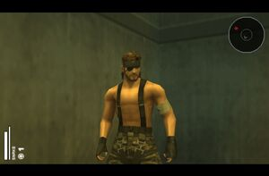 Big Boss (Naked Snake Attire) Portable Ops