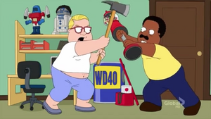 Donny vs. Cleveland
