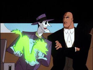 Joker and Lex Luthor make a deal