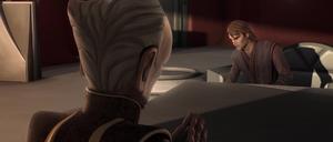 Palpatine Anakin upset