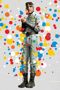 The Suicide Squad Polka-Dot Man Textless Poster
