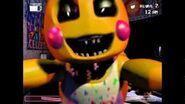 Toy Chica Jumpscare