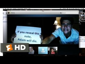 Unfriended (2014) - The Note Scene (7-10) - Movieclips