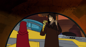 Anakin Skywalker Naboo meet