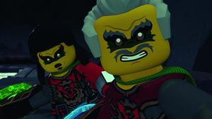 Acronix and Krux (Ninjago)