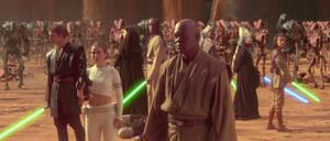 Anakin hostages