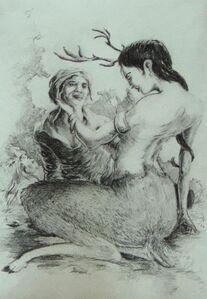 Charm of the Deer Woman