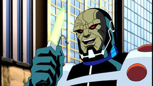 Darkseid DCAU 10