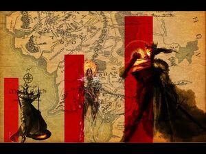 How Powerful Is Morgoth? Crippled Morgoth, Melkor Avatar, True Form Melkor
