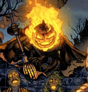 Jack O'Lantern (Crime-Master's) (Earth-616) from Venom Vol 2 1 0001