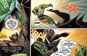 Killer Croc and Man-Bat Prime Earth 0002