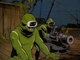 Lizardmen (Jonny Quest)
