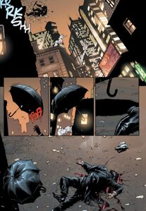 Oswald Cobblepot Earth one death