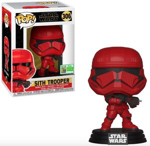 Red Sith Trooper POP
