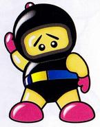 Black Bomberman