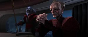Chancellor Palpatine cholie