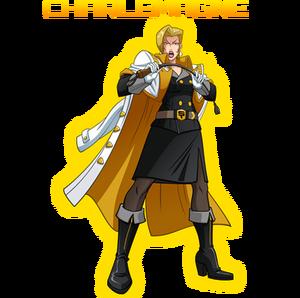 Commandant Marshall Charlemagne (Full Picture)