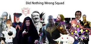 Did Nothing Wrong Squad
