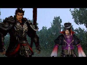 Dynasty Warriors 8; Empires, Lu Bu, All Cutscenes