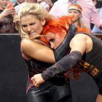 Evil Natalya 2016