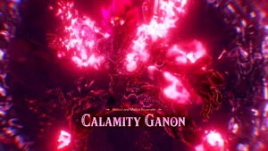 Hatred and Malice Incarnate Calamity Ganon