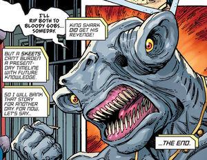 King Shark Prime Earth 0052