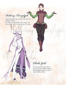 ReZero Ex Volume 4 Chisha & Balleroy Description
