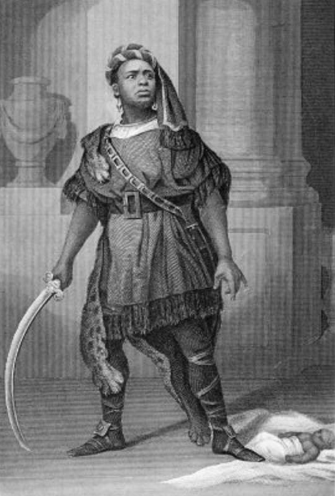Aaron the Moor