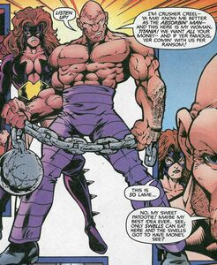 Titania and Absorbing Man