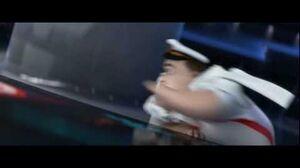 Wall-e Captain Rising