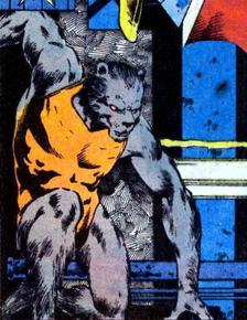 Weasel John Monroe 0009