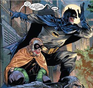 Bat- Joker