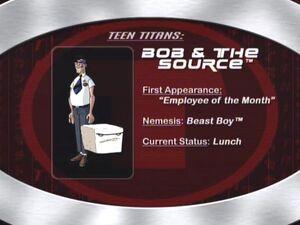 Bob & The Source Profile