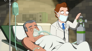 Dr. Fist Anesthetising The Godfather