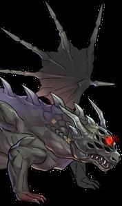 Garon Dragon Heroes Sprite