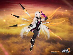 God kiana cosplay honkai impact 3 by kleinerpixel dd2yxlw-pre