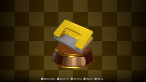 Hole Punch Trophy