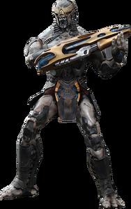 Hot Toys - Chitauri Foot Soldier 0013