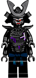 Lord Garmadon 2018 Minifigure