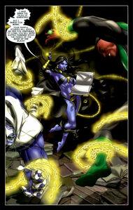 Lyssa Drak Prime Earth 0002