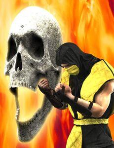 Scorpion the Hellspawn