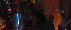 Skywalker lightsaber speeder