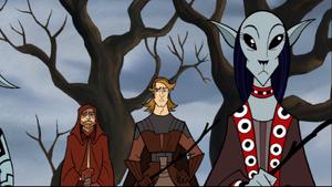 Anakin Skywalker Nelvaanians