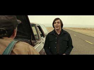 Anton Chigurh Kills Farmer Remove the Chickens - No Country for Old Men (2007) - Movie Clip HD Scene
