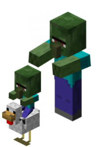 MinecraftOldVillagers