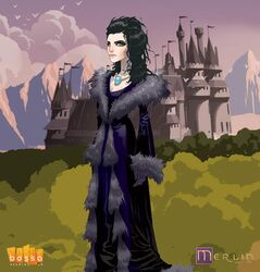 Morgana pendragon in erlin game