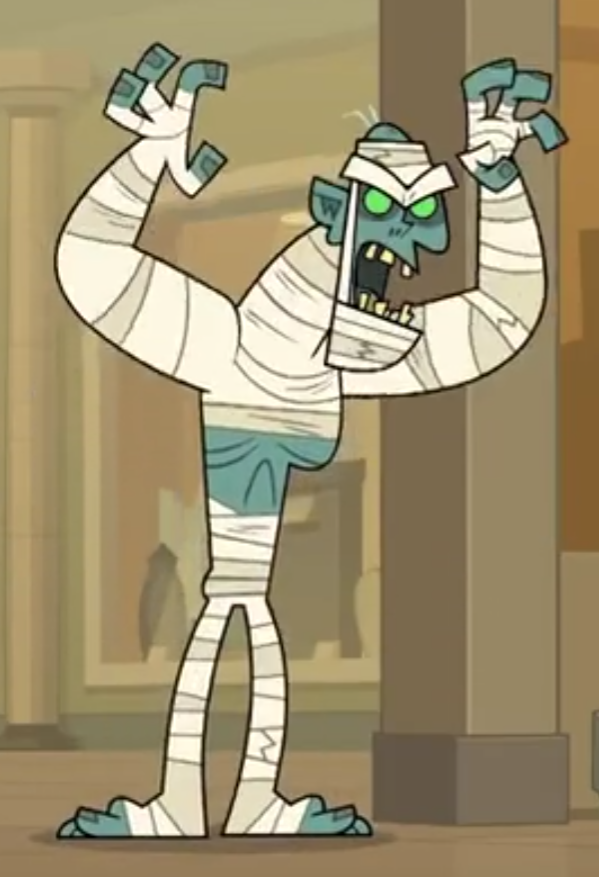 Mummy (Total Dramarama)